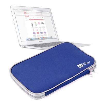 mp Housse etui de protection neoprene bleu pour MacBook Pro  pouces DURAGADGET w