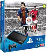 Console PS3 Ultra Slim 12 Go Sony + FIFA 13 ? Console Playstation 3 Sony