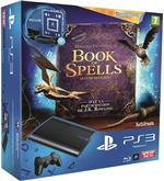 Console PS3 Ultra Slim 12 Go Sony ? Console Playstation 3 Sony + Wonderbook + Book of Spells + Pack Découverte Move