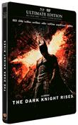 Batman - The Dark Knight Rises - Ultimate Edition boîtier SteelBook - Combo Blu-ray + DVD + Cop... (Blu-Ray)