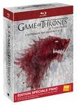 Game of Thrones : Le Trône de Fer - Coffret intégral des Saisons 1 et 2 - Blu-Ray - Edition Spéciale Fnac (Blu-Ray)