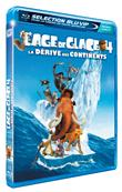 L&#39;Age de glace 4 : La d&#233;rive des continents - Combo Blu-ray + DVD + Copie digitale (Blu-Ray)