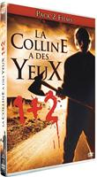 La Colline a des yeux 1 + 2 - Pack 2 films (DVD)