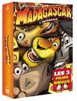 Madagascar - Trilogie (DVD)
