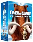 L&#39;&#194;ge de Glace - L&#39;Int&#233;grale - Blu-Ray - Coffret de 4 Films (Blu-Ray)
