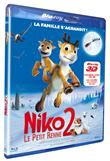 Niko, le Petit Renne 2 (Blu-ray 3D) (Blu-Ray)