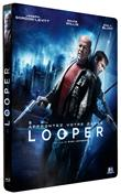 Looper - Combo Blu-ray + DVD + Copie digitale - Édition boîtier SteelBook (Blu-Ray)
