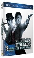 Sherlock Holmes 2 : Jeu d&#39;ombres - Combo Blu-ray + DVD (Blu-Ray)