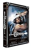 Conan le barbare + Conan le destructeur - Pack (DVD)