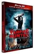 Abraham Lincoln, Vampire Hunter (Blu-ray 3D) - Combo Blu-ray 3D + Blu-ray + DVD + Copie digitale (Blu-Ray)