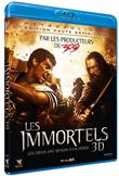 Les Immortels (Blu-ray 3D) (Blu-Ray)