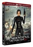 Photo : Resident Evil : Retribution (Blu-ray 3D) - Combo Blu-ray 3D + Blu-ray - Édition boîtier SteelBook