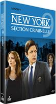 New York, section criminelle - Saison 9 (DVD)