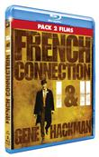 French Connection + French Connection II - Pack 2 films (Blu-Ray)