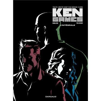 Ken Games 3 Tomes [BD]