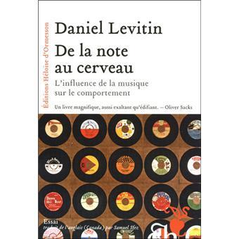 Levitin Daniel - De la note au cerveau 9782350871295