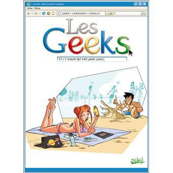 Les Geeks – T1 a T8