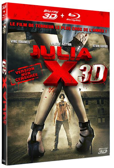 Julia X | Multi | 1CD | TrueFrench | DVDRiP | 2011