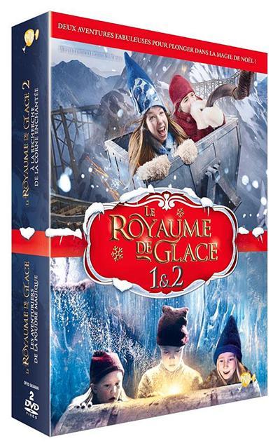 Le Royaume de glace : � la recherche de la corne enchant�e | Multi | 2CD | TrueFrench | DVDRiP | 2012  | Lien Rapide