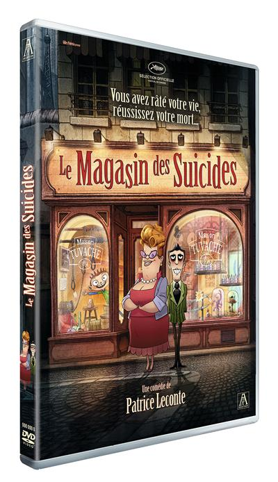 Le Magasin des suicides   [FRENCH] [BDRip] 1CD +ac3