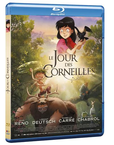 Le Jour des Corneilles  [FRENCH] BDRIP 1CD