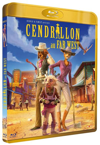 Cendrillon au Far West (2012)  [FRENCH][Bluray 720p]