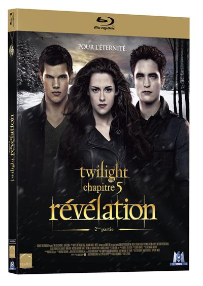 Twilight - Chapitre 5 : Révélation Part 2  [FRENCH] [720p.BluRay] + 1080p