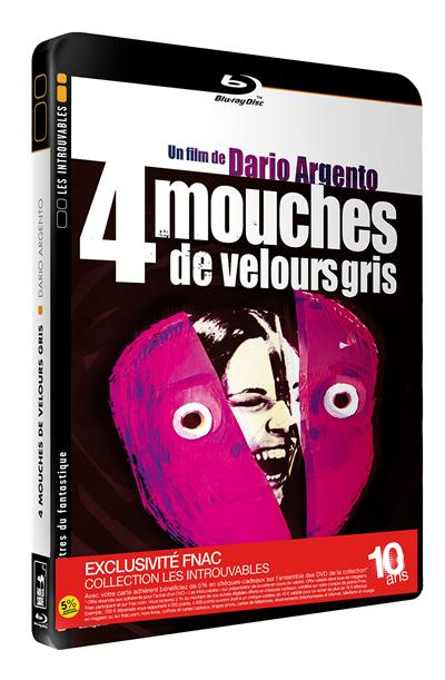 Quatre mouches de velours gris [FRENCH][Bluray 720p]