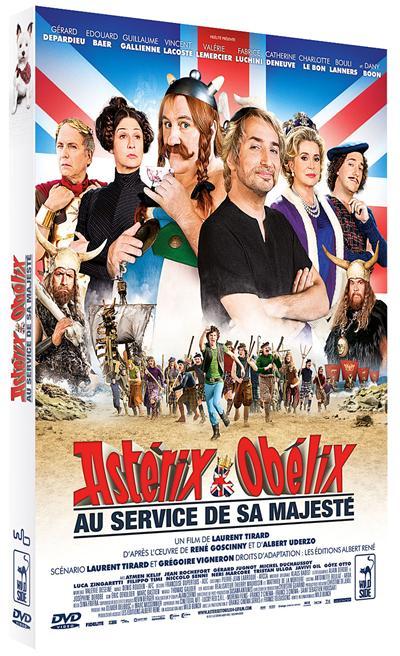 Astérix et Obélix : au service de Sa Majesté [FRENCH]  [PAL] DVD-R