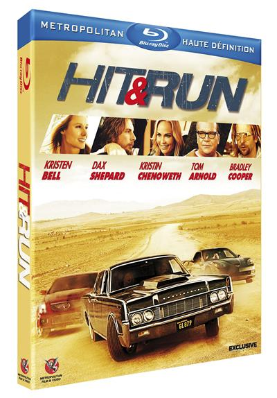 [MULTI] Hit and run (2012) [FRENCH] [Blu-Ray 720p]