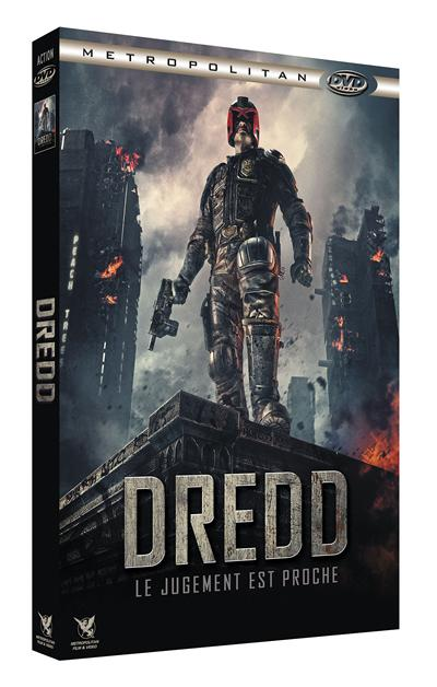 [MULTI] Dredd (2012) [MULTI] [DVD-R NTSC]