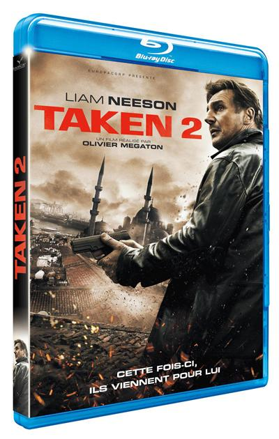 Taken 2 [FRENCH] 720p BluRay + 1080 Multi