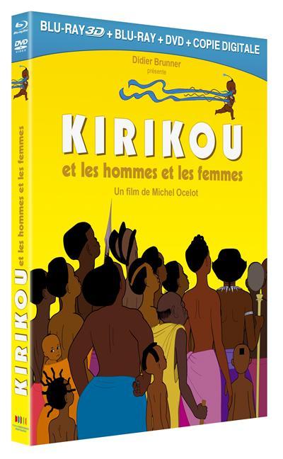 kirikou et les hommes et les femmes [BRRIP] 1CD & ac3 [FRENCH]