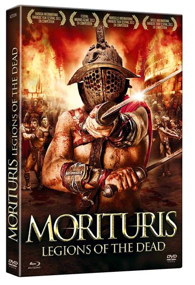 Morituris - Legions of the dead 3512391575854