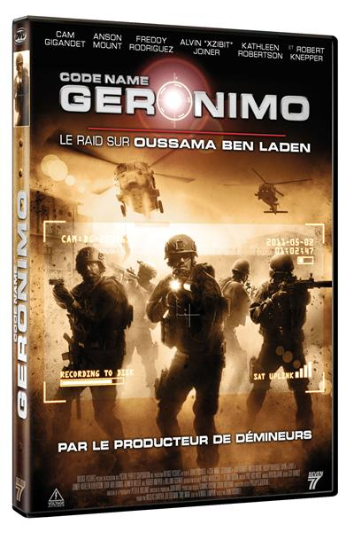 Code Name Geronimo | Multi | AC3 | TrueFrench | BRRiP | 2012