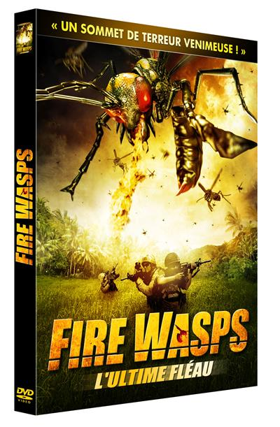 Dragon Wasps : L'ultime fl�au | Multi | 1CD | DVDRiP | 2012  | VOSTFR