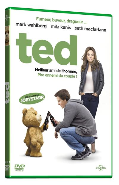 Ted [FRENCH DVD-R NTSC]