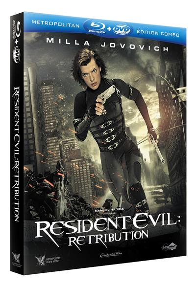 Resident Evil Retribution 2012 FRENCH & MULTi [BluRay 720p] DTS HD MA [MULTI]