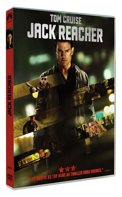 Jack Reacher | Multi | 1CD | TrueFrench | DVDRiP | 2012