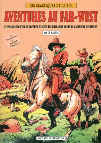 bande dessinee western