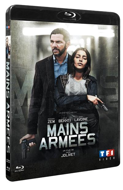 Mains armées (2012) [FRENCH]  [BDRIP] 1CD