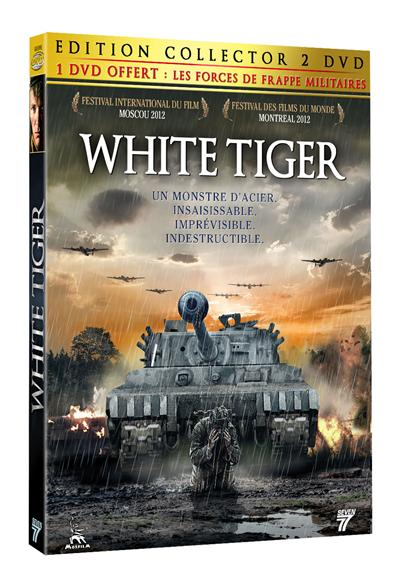 White Tiger | Multi | 1CD | TrueFrench | DVDRiP | 2012