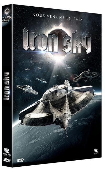 Iron Sky | Multi | 1CD | TrueFrench | BDRiP | 2012