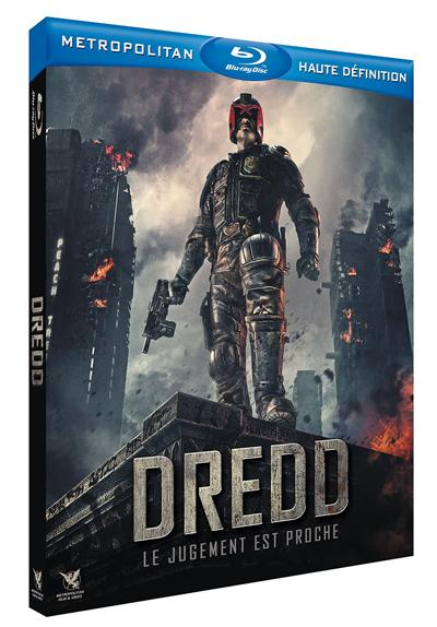Dredd 2012 FRENCH & MULTi [BluRay 720p & 1080p] [MULTI]