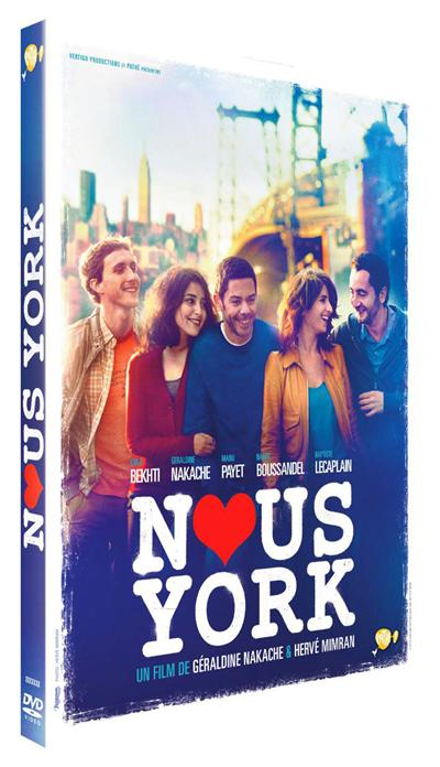 Nous York | Multi | 1CD  | DVDRiP | 2011