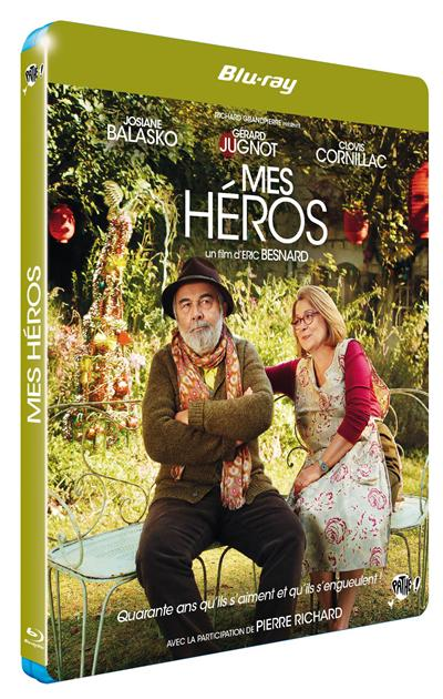 Mes Héros [BDRIP] FRENCH [1CD]