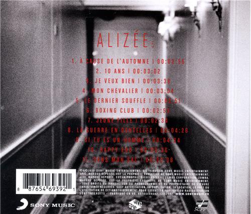 Nouvel album // infos et rumeurs - Page 3 0887654693921