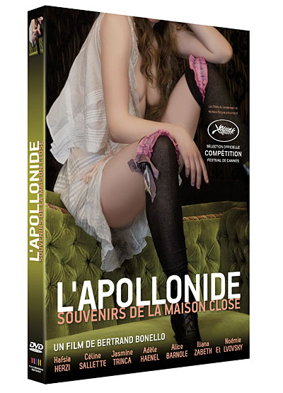 L'Apollonide - souvenirs de la maison close | Uploaded | DVD-R | 2011