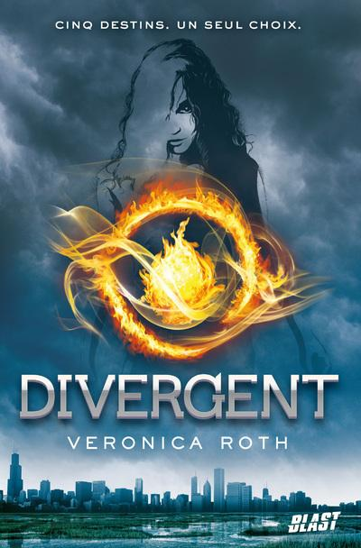 Divergent [Veronica Roth] 9782092532300
