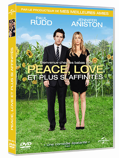 Peace, Love et plus si affinités (2012) [720p.BluRay FRENCH]